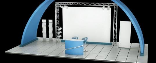 Comment rendre son stand plus attractif lors d'un événement avec des Rollup?